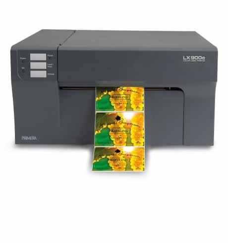 impresora inkjet color Primera lx900e